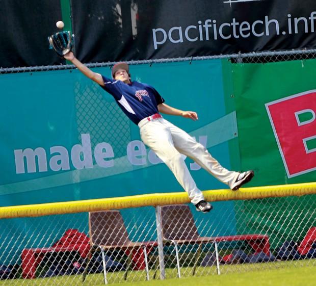 Amazing Baseball Catch