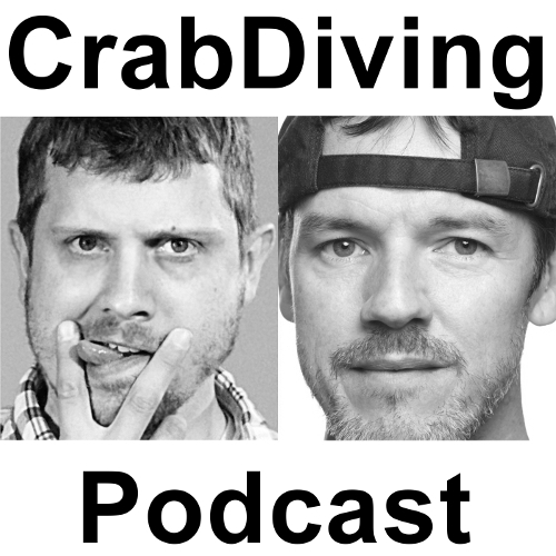 CrabDiving comedy podcast