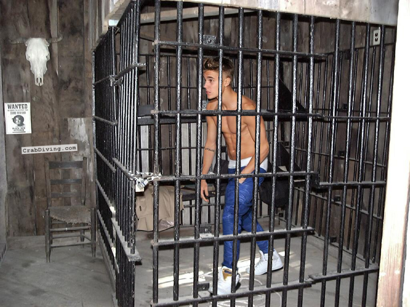 gay prison resistant first time