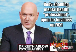 Keith Ablow says Michelle Obama needs to drop a few