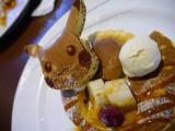 Pikachu pancake