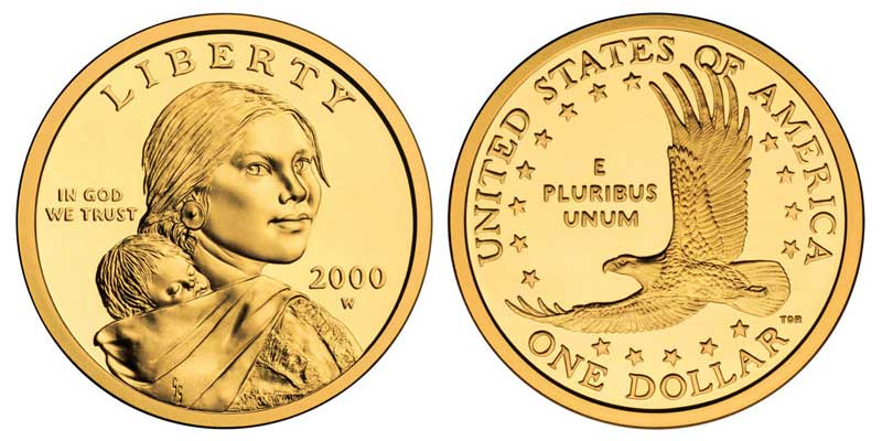 Women On United States Currency Maybe On A 77 Cents Bill