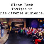 Glenn Beck diverse audience