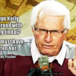 Bryan Fischer thinks Satan Got Megyn Kelly