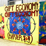 gift economy mural