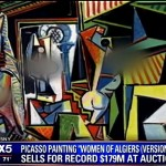 FOX blurs Picasso breasts