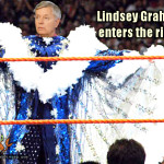 Lindsey Graham running for President