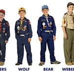 cub scouts rankings