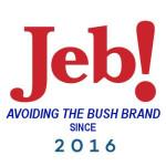 Jeb Bush campaign logo 2016 - crabdiving