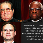 King v Burwell Dissents - Alito Scalia Thomas - CrabDiving