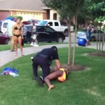 McKinney Texas cop assaults girl pulls gun on unarmed teens