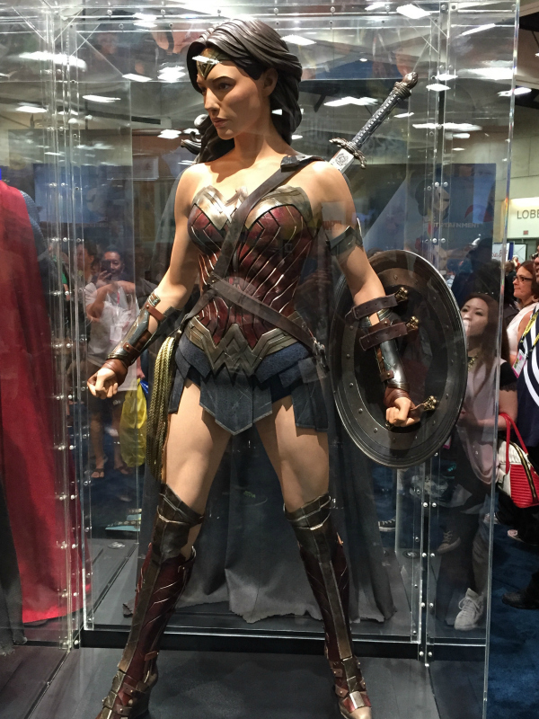 The Hollywood Hick - Fri 070315 - New Wonder Woman Outfit -9362