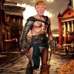 Trump Warrior Male