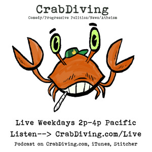 CrabDiving Progressive Radio Podcast