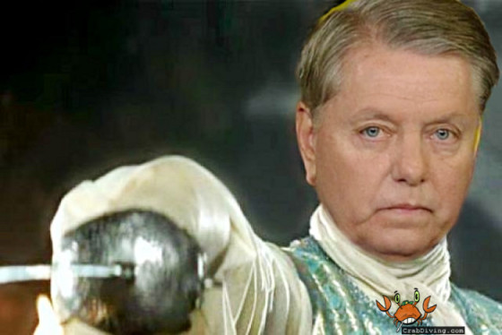 Lindsey Graham Attacks