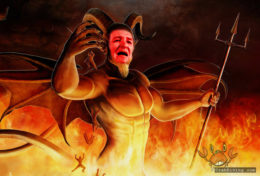 Boehner Calls Cruz Lucifer - CrabDiving