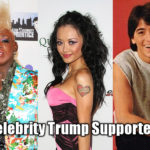 Trump Celebrity Endorsements - CrabDiving