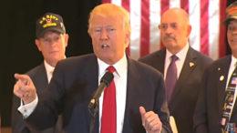 Trump Attacks Press