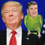 Hannity Trump Sucking