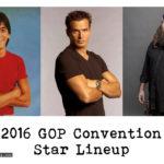 2016 GOP Convention stars