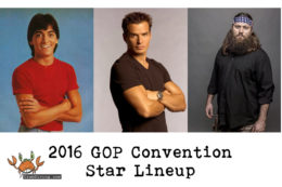 2016 GOP Convention stars