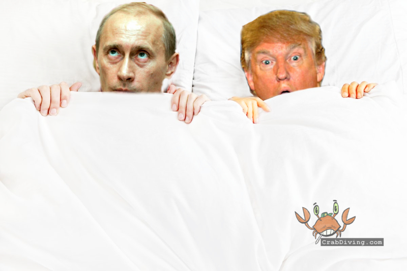 trump putin connection