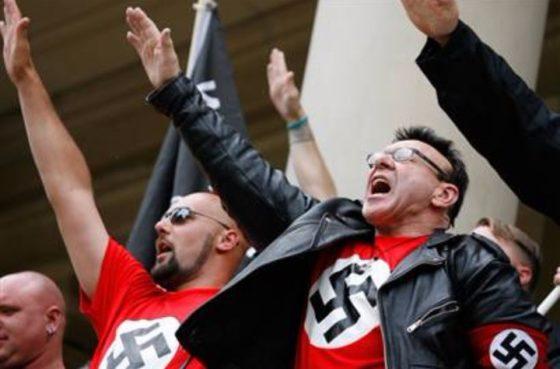 nazi trump volunteers