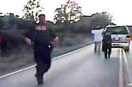 oklahoma police kill unarmed man