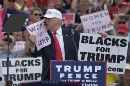 trump assaults women