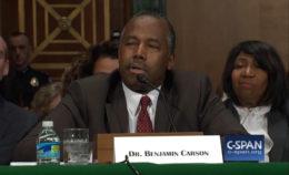 laughable Ben Carson