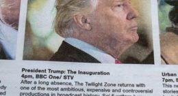 scottish paper trolls trump