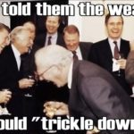 trickle down tax reform