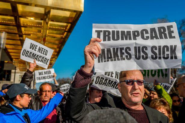 GOP Passed Trumpcare