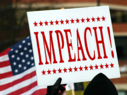 first trump impeachment