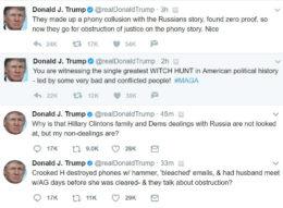 another trump twitter meltdown