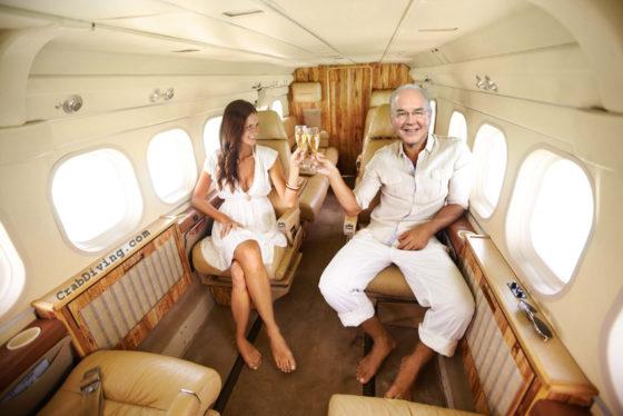 tom price private jets