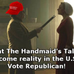 want handmaids tale vote gop - crabdiving