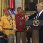 Trump Pocahontas comment