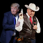 Trump Supports Moore the Molester