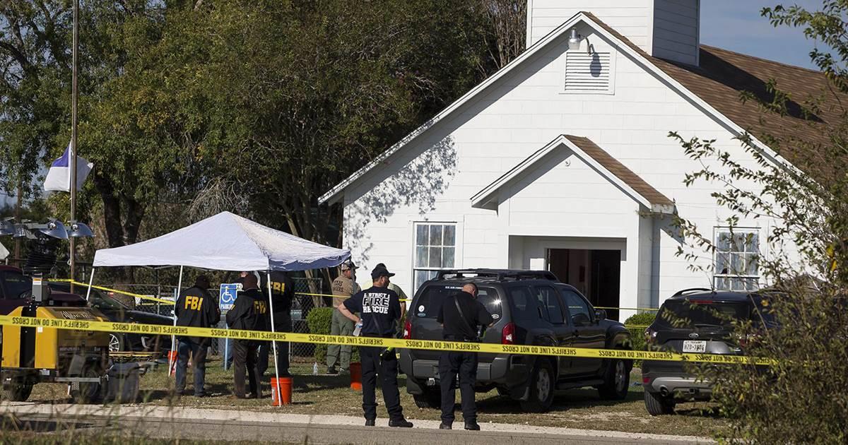 yet another gun massacre